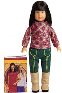 eBook Ivy Mini Doll (American Girls Collection Mini Dolls) download