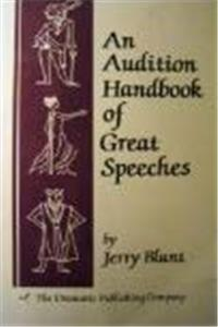eBook An Audition Handbook of Great Speeches download