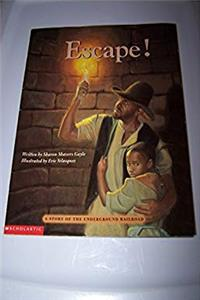 eBook Escape!: A story of the underground railroad download