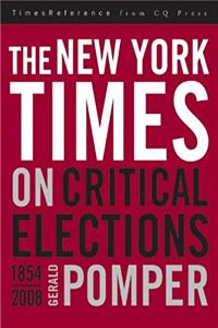 eBook New York Times on Critical Elections (Timesreference from CQ Press) download