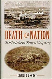 eBook Death of a nation: The Confederate Army at Gettysburg download