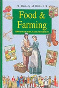 eBook History of Britain Topic Books: Food and Farming Paperback download