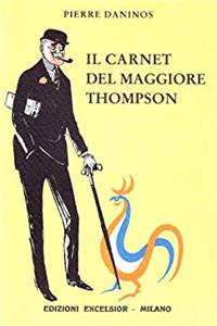 eBook Il carnet del maggiore Thompson download