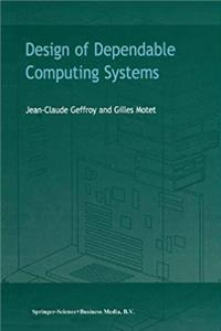 eBook Design of Dependable Computing Systems download