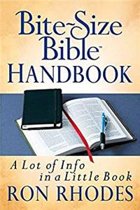 eBook Bite-Size Bible Handbook: A Lot of Info in a Little Book (Bite-Size Bible Series) download