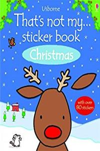 eBook That's Not My Sticker Book Christmas (That's Not My ..Sticker Books) download