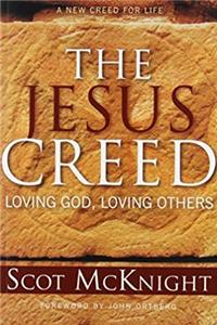 eBook The Jesus Creed: Loving God, Loving Others download