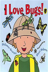eBook I Love Bugs! download