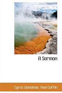 eBook A Sermon download