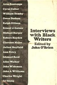 eBook Interviews With Black Writers download