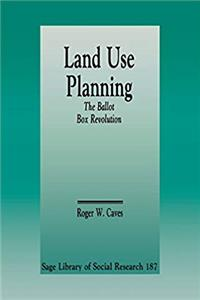 eBook Land Use Planning: The Ballot Box Revolution (SAGE Library of Social Research) download