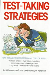 eBook Test Taking Strategies download