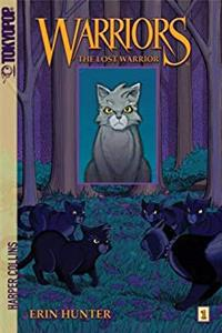 eBook The Lost Warrior (Manga Warriors: Graystripe, #1) download